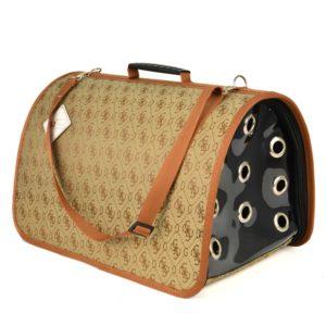 Cat Kitten Carrier Designer Bag Travel Vet Trip